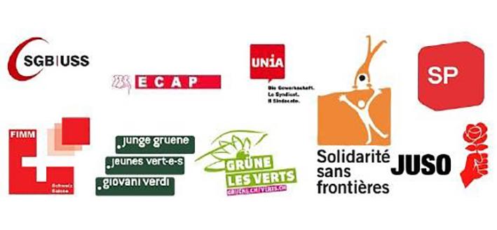 Logos du Comité pour un état de droit